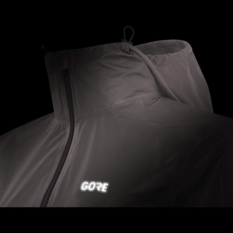 Gore Wear 100257, Giacca con con con Cappuccio Donna, Nero 2018, 40B075S3ZL6J34 Grigio (Lava grigio) | Exit  | moderno  | Nuovo 2019  | Premio pazzesco, Birmingham  | Exit  | Alta Qualità  da6128