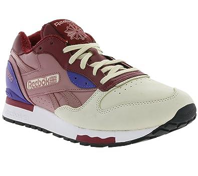b2815393e89 ... White BS8983 Reebok LX 8500 CO-OP Women Sneaker Multicolor M46586