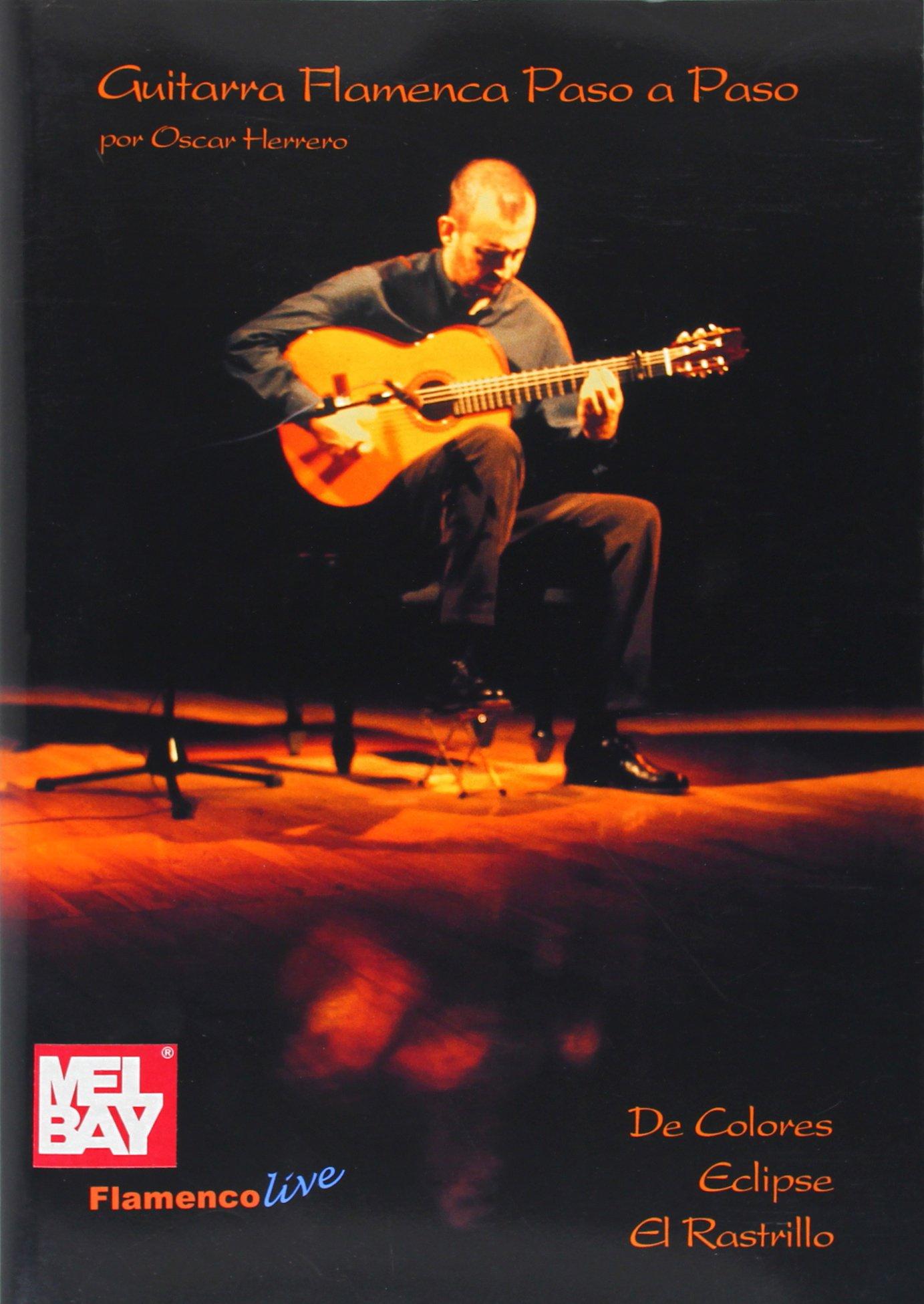 Guitarra Flamenco Paso A Paso: de Colores Eclipse el Rastrillo ...