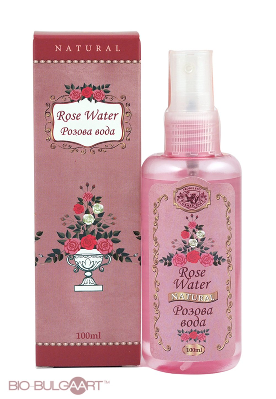 2 unidades), agua de rosas 100 ml   Damascena Pure Natural ...
