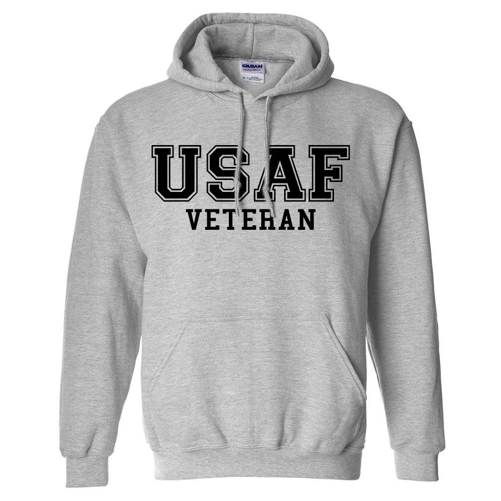 ZeroGravitee USAF Veteran Hooded Sweatshirt