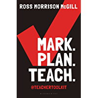 Mark. Plan. Teach.: Save time. Reduce workload. Impact learning. (English Edition)