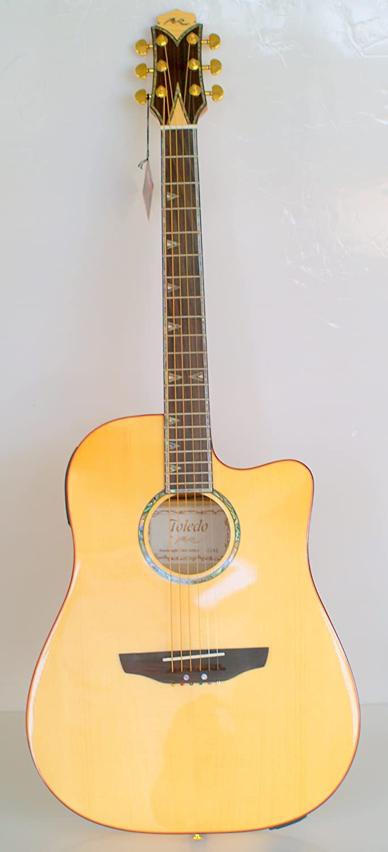 Guitarras Manuel Rodgriguez and Sons S.L. GUITARRA JUMBO CUT C ...