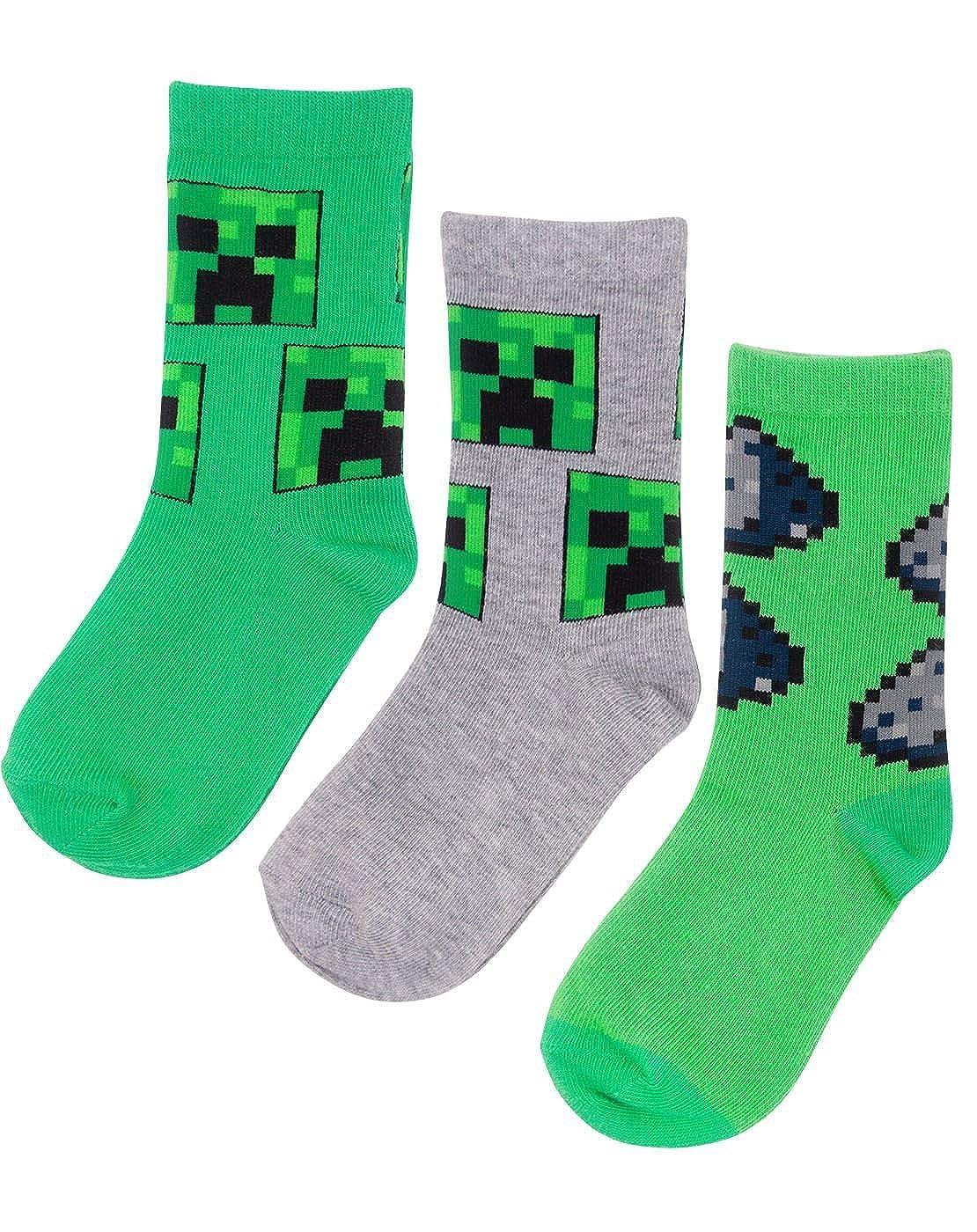 Minecraft Calze - ragazzo TV Mania