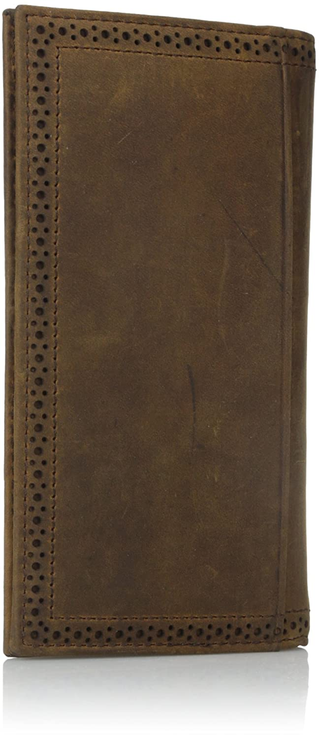 Ariat Mens Boot Vent Rodeo Distressed Card Case