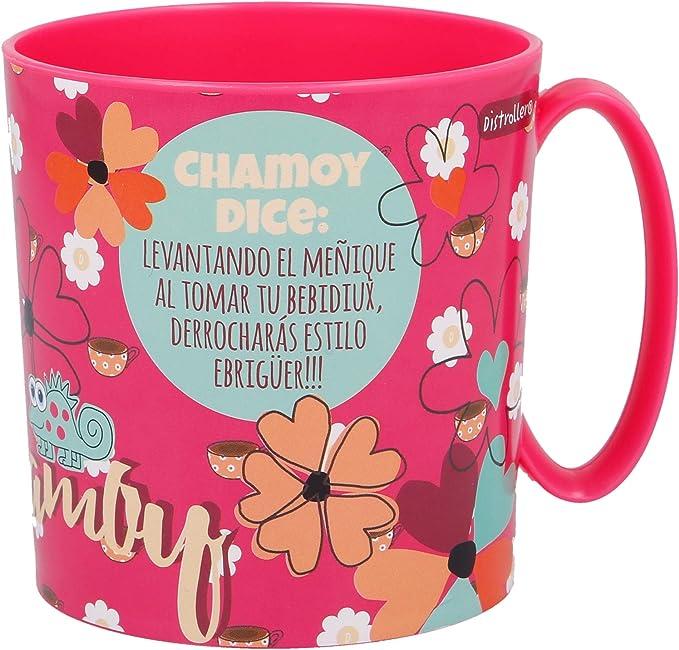 Stor CHAMOY Y AMIGUIS | Taza para niños y niñas con diseño de ...