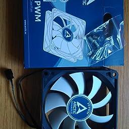 ARCTIC F9 Silent – Ventilador de Caja para CPU, Motor Muy ...