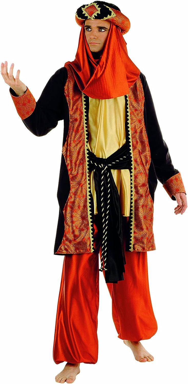 Limit Sport - Disfraz de tuareg caldera, para adultos, talla XL (MA395)
