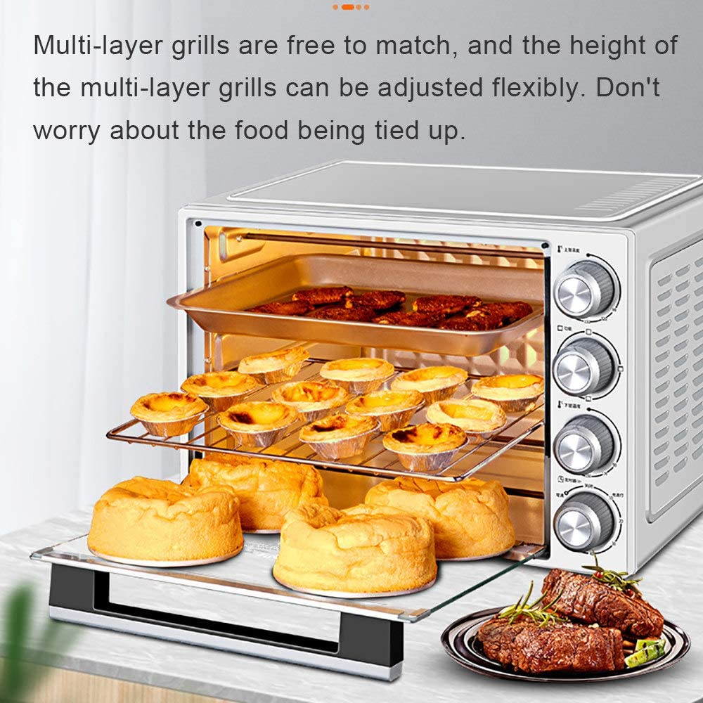 60 cm Electric Oven Rotating