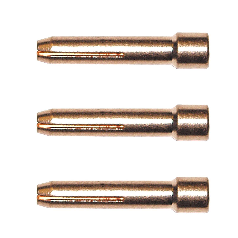 Spannhülse für SR17/26 mit Gaslinse WIG-Schweißen VPE 3 Stk., Durchmesser:Ø 1.0 mm schweisser-king