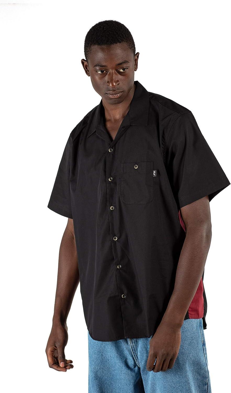 Reell Bowling Camiseta, Hombre: Amazon.es: Ropa y accesorios