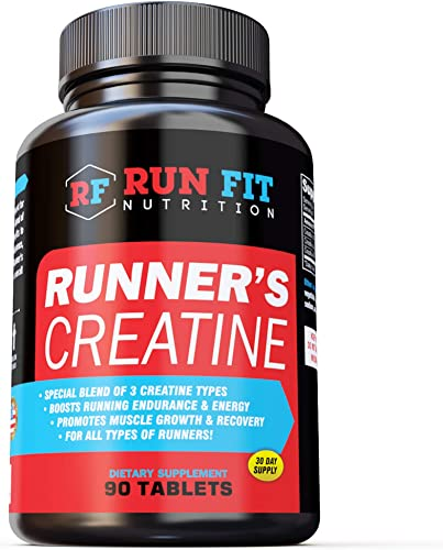 Runner s Creatine – Boost Endurance – Build Strength – Finish Runs Stronger – Safe for All Runners
