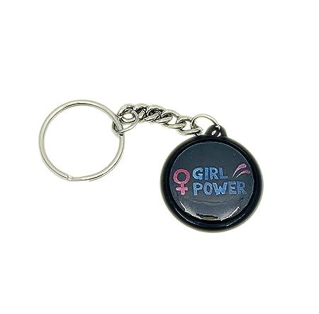 MALALPHA Llavero - Girl Power - Feminista - Feminismo - 02 ...