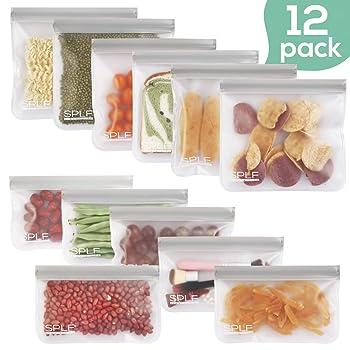 SPLF Reusable Sandwich Bags