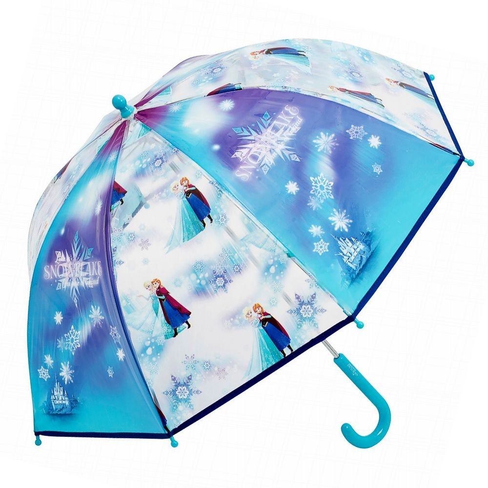 Disney Frozen - PVC Paraguas de los Niños Snowflake Anna & Elsa Whitehouse DFR8-888