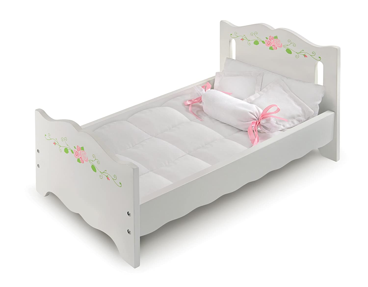 Best prices amazon kidkraft bagdet doll furniture on for Best price for beds