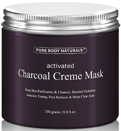 creme face mask