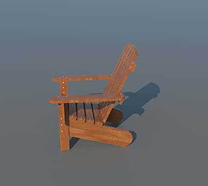 Build Your Own Adirondack Chair (DIY Plans) Fun To Build!