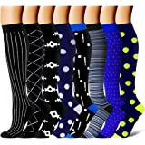 Compression Socks for Women and Men - Best Athletic,Circulation & Recovery