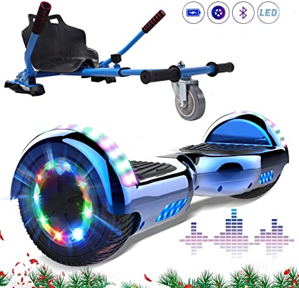 """Patinete Eléctrico 6.5"""" con Hoverkart Hoverboards Scooter Auto ..."""