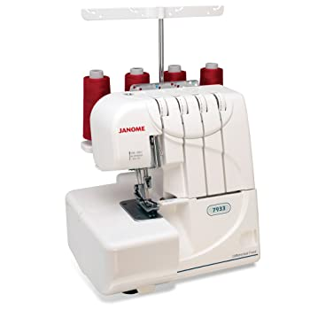 Janome 7933 Serger Review
