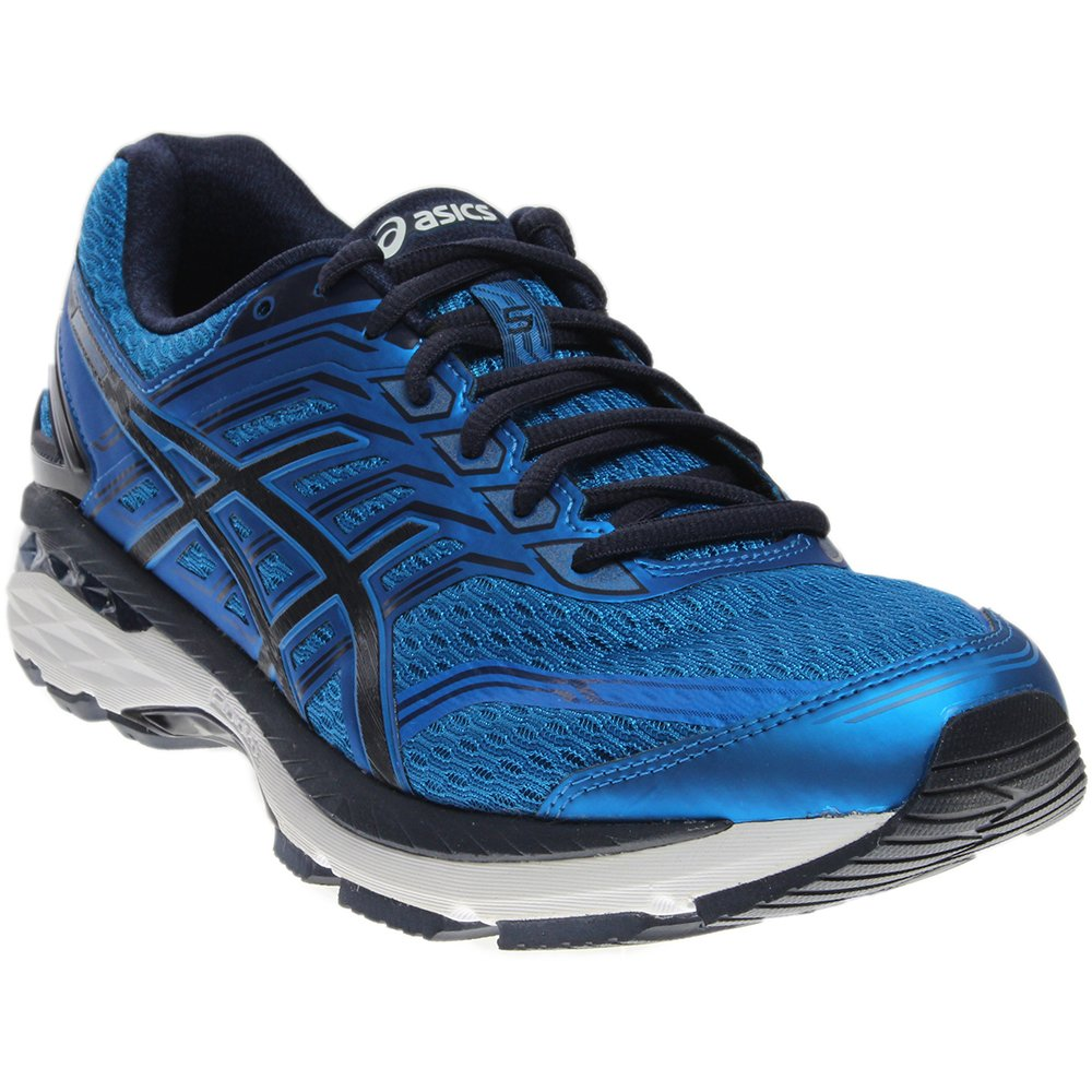 ASICS Men's GT-2000 5 Running Shoe, Directoire Blue/Peacoat/White, 8 Medium US by ASICS