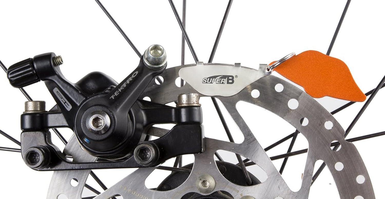 ONOGAL Alineador Super B Pastillas Pinzas de Freno Hidraulico y Mecanico Bicicleta 3728: Amazon.es: Deportes y aire libre