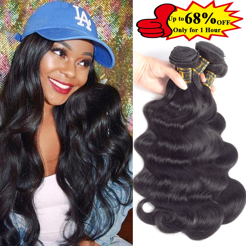 Amazon Qthair 10a Straight Virgin Human Hair Indian Hair20