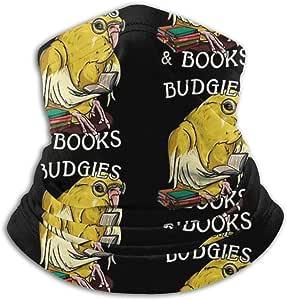 Bluetop Budgies & Books – Lindo libro de lectura