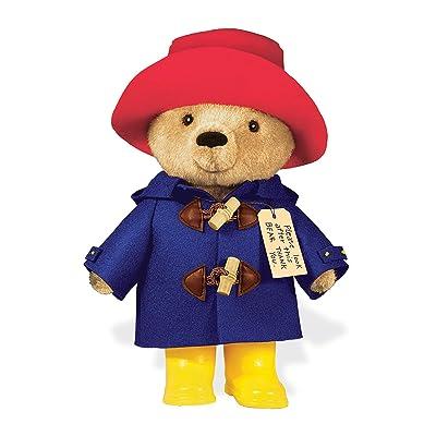 "YOTTOY Paddington Bear Collection | Classic Paddington Bear Soft Stuffed Animal Plush Toy - 10""H: Toys & Games"
