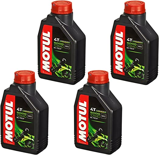 Motul 10w 40 Öl K N Ölfilter Für Kawasaki Ninja Zx6r 636 02 06 Zx636a Zx636b Zx636c Ölwechselset Inkl Motoröl Filter Dichtring Auto