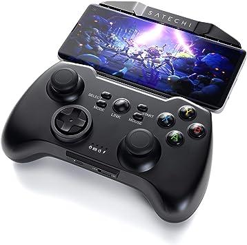 SATECHI Gamepad Mando Bluetooth Inalámbrico Universal Compatible ...