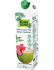 King Island 100 Percent Coconut Water, 1 Litre