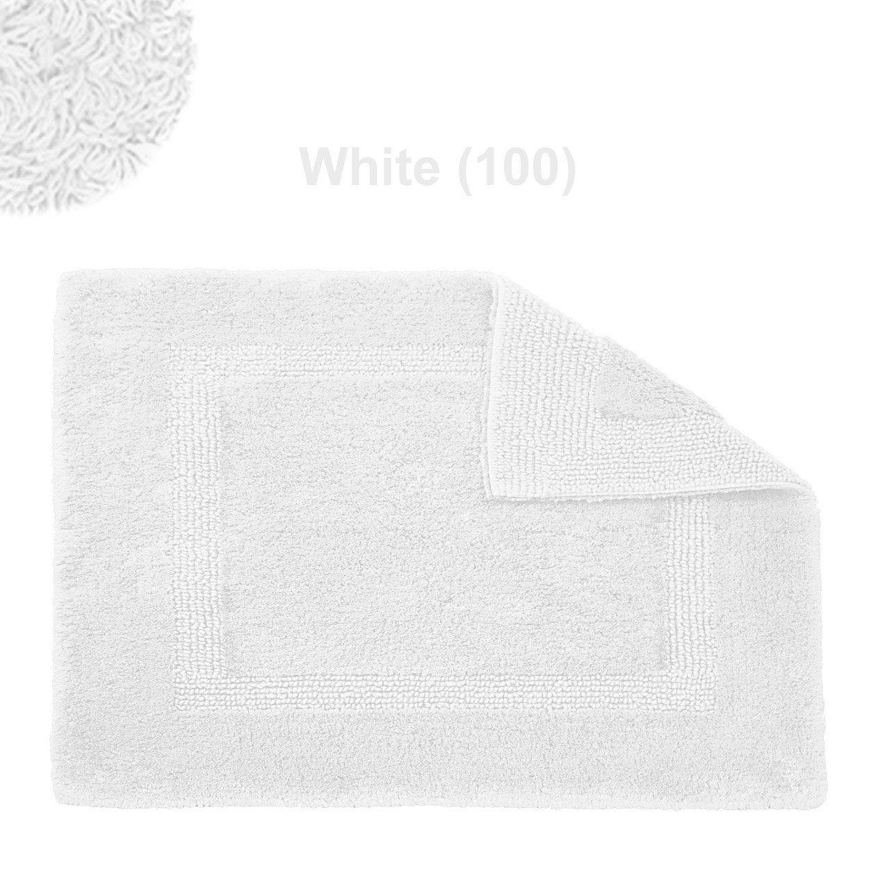 Abyss & Habidecor.- Alfombra de baño modelo Reversible 70x120 cm White 100