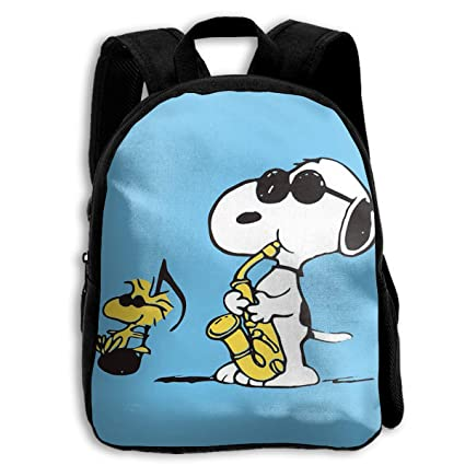 Amazon.com: CHLING Kids Backpack Snoopy with