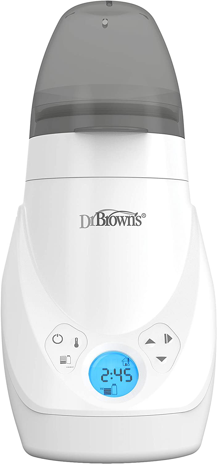 Dr Brown/'s Deluxe Bottle Warmer and Sterilizer