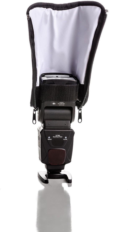 LumoPro LightSwitch Speedlight Case and Modifier