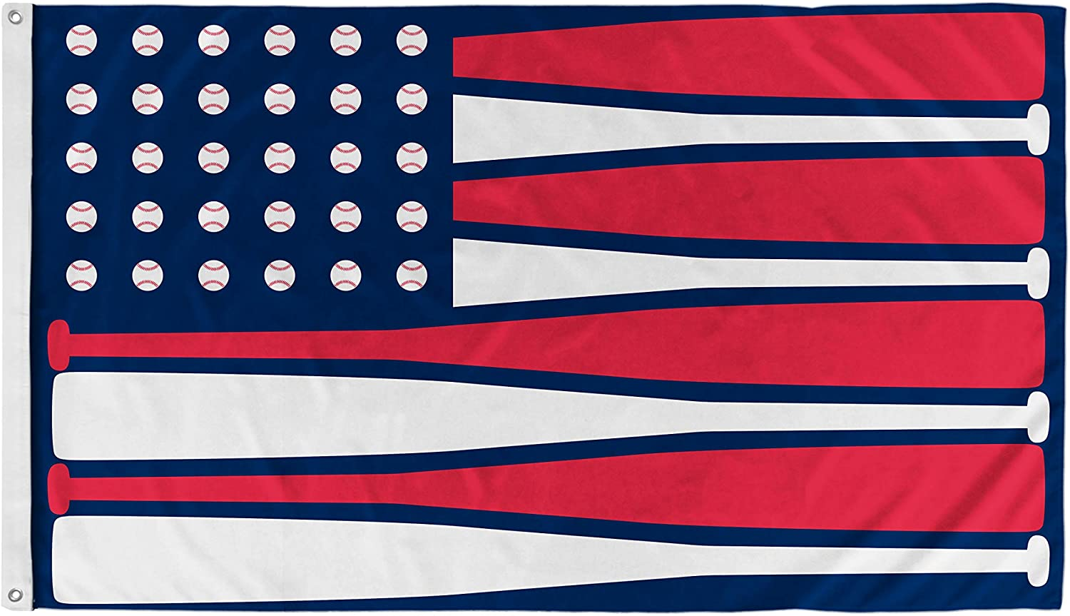 The Original American Baseball Flag Banner