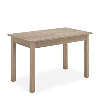 L120cm Table Avec Convives L160cm Une 8 Tenor Allonge Extensible À dhCtQsr