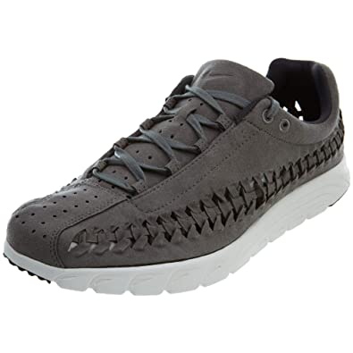 huge selection of c839a 32444 Nike Mens Mayfly Woven Tumbled Grey Anthracite-White Woven Size 8.5