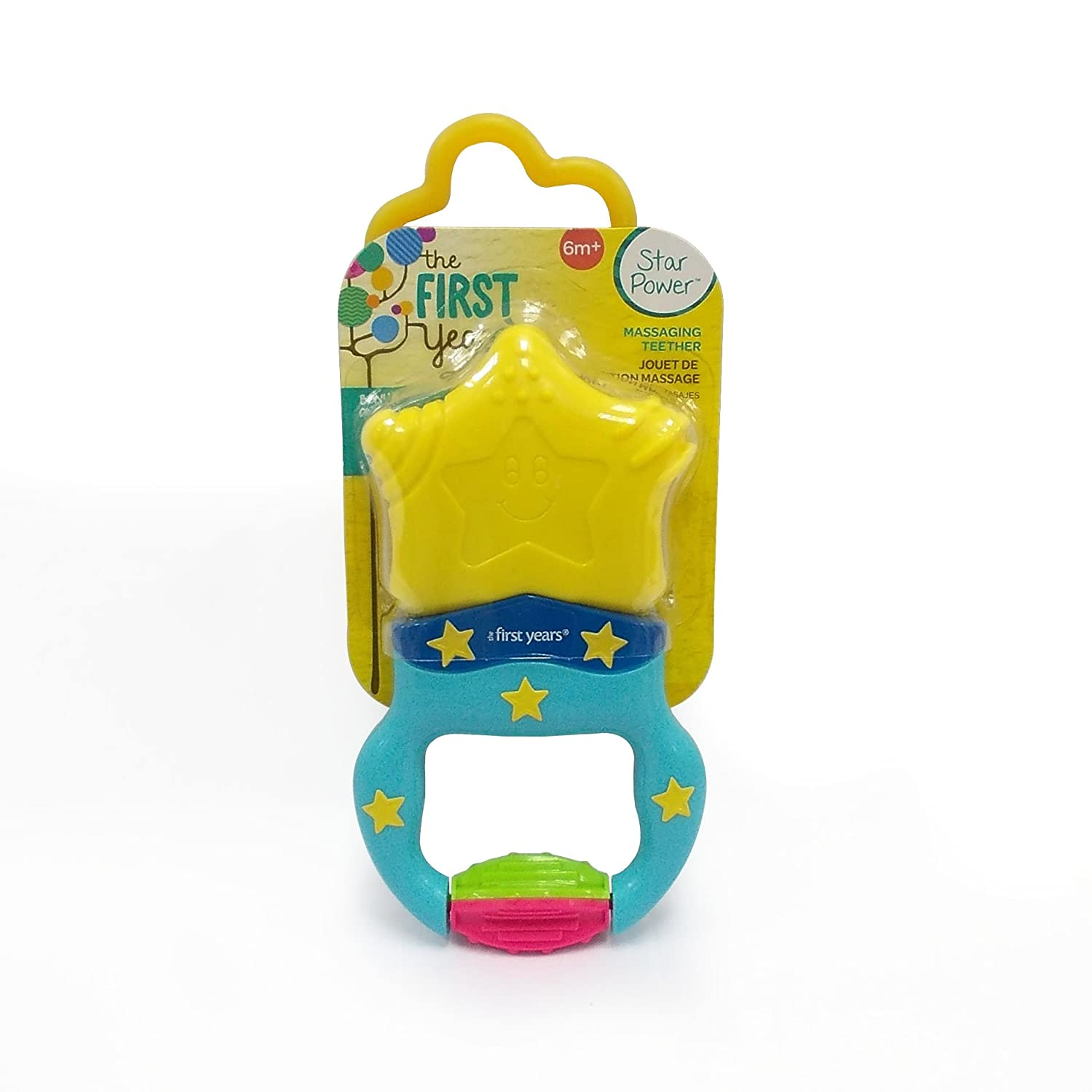 Amazon The First Years Massaging Action Teether Baby