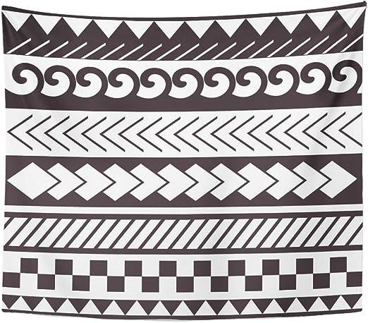 Berrykey Tapestry Arm Maori - Brazalete de Estilo polinesiano para ...