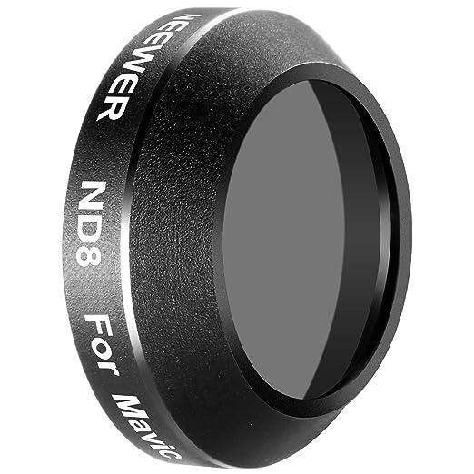 7 opinioni per Neewer Filtro a Densità Neutra ND8 Protettivo per DJI Mavic Pro Quadricottero