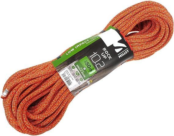 Cuerda de escalada Millet Rock Up 10,2 mm (cuerda, 65 G/m ...