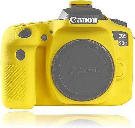 Easy Hood - Funda para cámara Canon EOS 90D DSLR (Superficie de ...