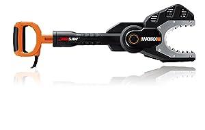 """WORX WG307 Positec JawSaw Debris & Pruning Chain Saw, 9.5"""" L x 11"""" W x 61"""" H"""