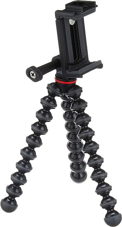 Per GoPro Fusion Action Cam Fotocamera Treppiede Flessibile Gorilla Mount Stand in Rosso