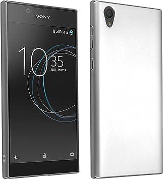 Cadorabo Funda para Sony Xperia L1 en Metal Plato: Amazon.es ...