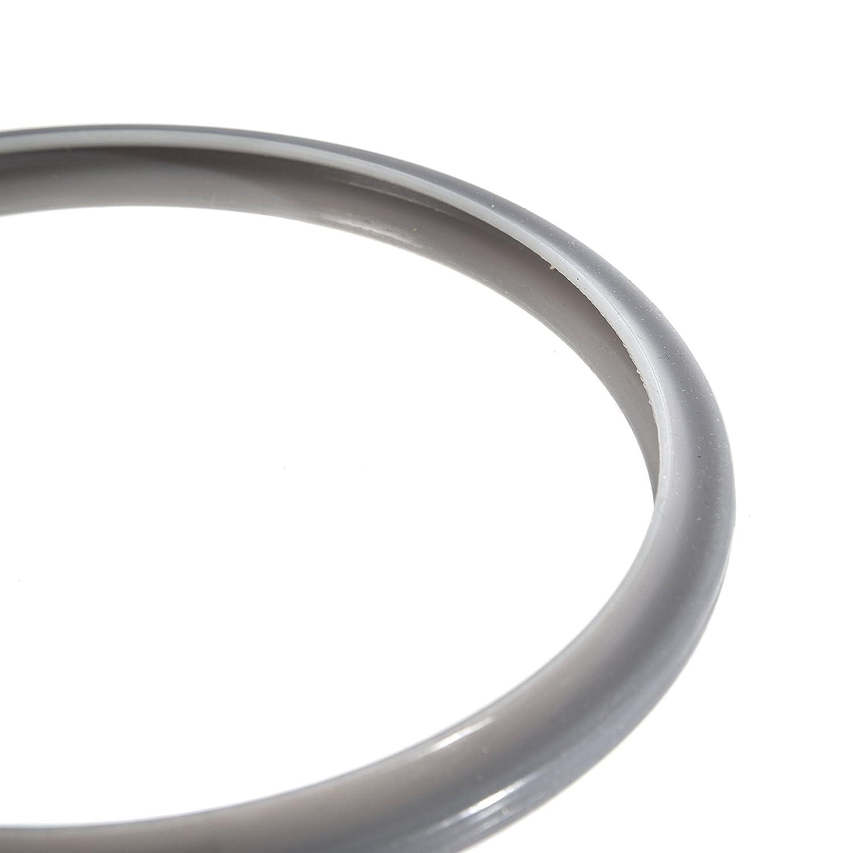Morphy Richards MS1002 Pressure Cooker Sealing Ring, 22 cm, Grey