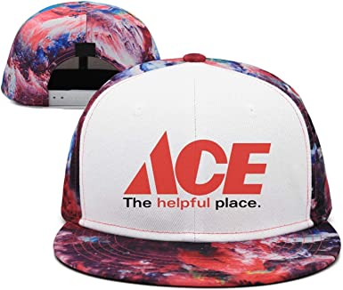 Amazon Com Clh Unisex Ace Hardware Trucker Hat Summer Cap Punk Hip Hop Caps Clothing
